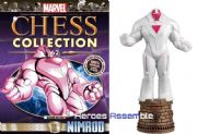 Marvel Chess Collection #62 Nimrod Eaglemoss Publications